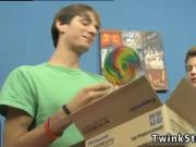 Show gay twinks with small feet Nathan Stratus ordered a thick package