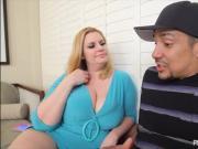 Busty BBW MILF Tiffany Blake Loves Dark Dick