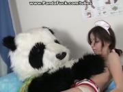 young nurse fucked with teddy bear