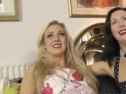 Classy british lesbians eating pussy