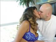 Cum filling day is set on the calendar by Sophia and her guy