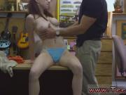 Teen stepmom blowjob first time Jenny Gets Her Ass Pounded At The Pawn
