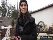 Hot Czech girl Suzy Bell banged for cash
