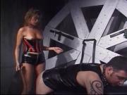 Dude enjoys hardcore BDSM with freaky broad