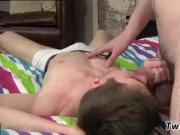 Young boys naked bottoms spanked gay first time Greedy Jeremy Gets A Big