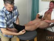 Old daddies feet galleries gay Connor Gets Off Twice Being Worshiped