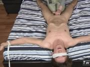 Teen boy jock gay porn Luca Loves That Fleshlight