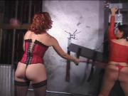 Watch mistress crops her sex slave who is restrained