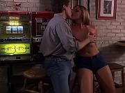 Smoking-hot blonde rides big cock