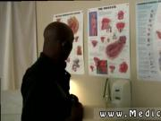 Young boy physical exam ice gay porn and military men medical test He was