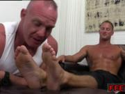 Free movies of young boys feet gay Dev Worships Jason James' Manly Feet