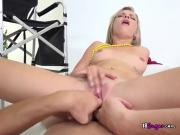 Babysitter Gets Plowed Hard By Boss With Big Cock