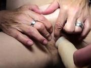 OldNanny Pretty granny and nice girl masturbating together