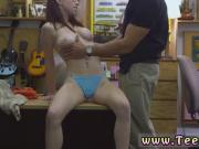 Big ass sitting on dick Jenny Gets Her Ass Pounded At The Pawn Shop