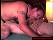 Mature rednecks cocksucking fun