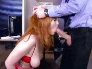 There really isn't any other kind of hardcore sex in the office