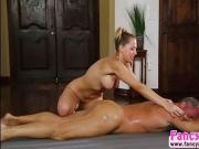 Busty blonde Zoey gets fucked by Marcus