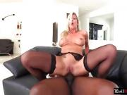 Screwing naughty milf big tits blonde experience sore pussy