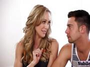 Ava Taylor shares guy with Brandi Love