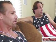 American dads take their turn on blonde TEEN stepdaughter